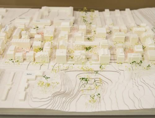 Ta helhetsgrepp när nya Salem Centrum ska byggas