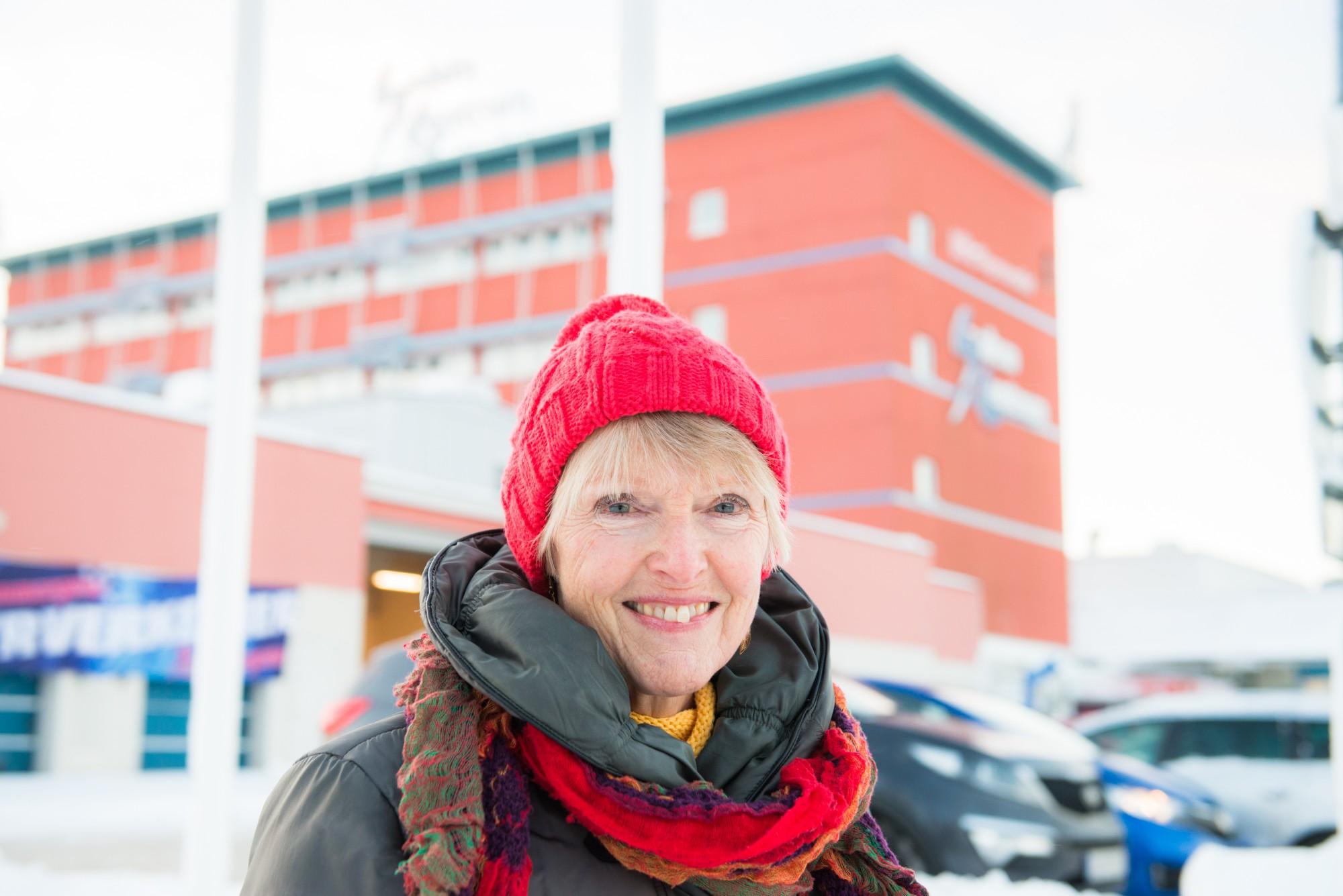 Maria Trap - ny ordförande i Rönningepartiet