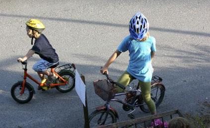 cyklisterbarn